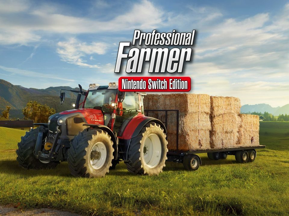 Professional Farmer Nintendo Switch Edition