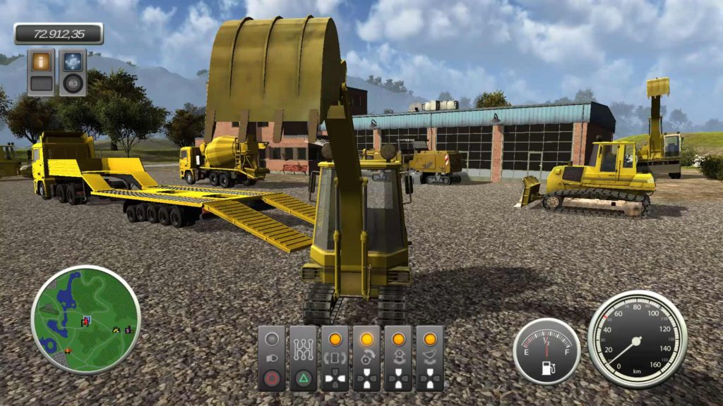 Professional Construction – The Simulation 2