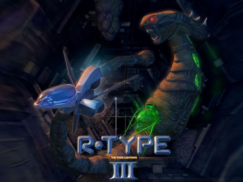 R-Type III The Third Lighting