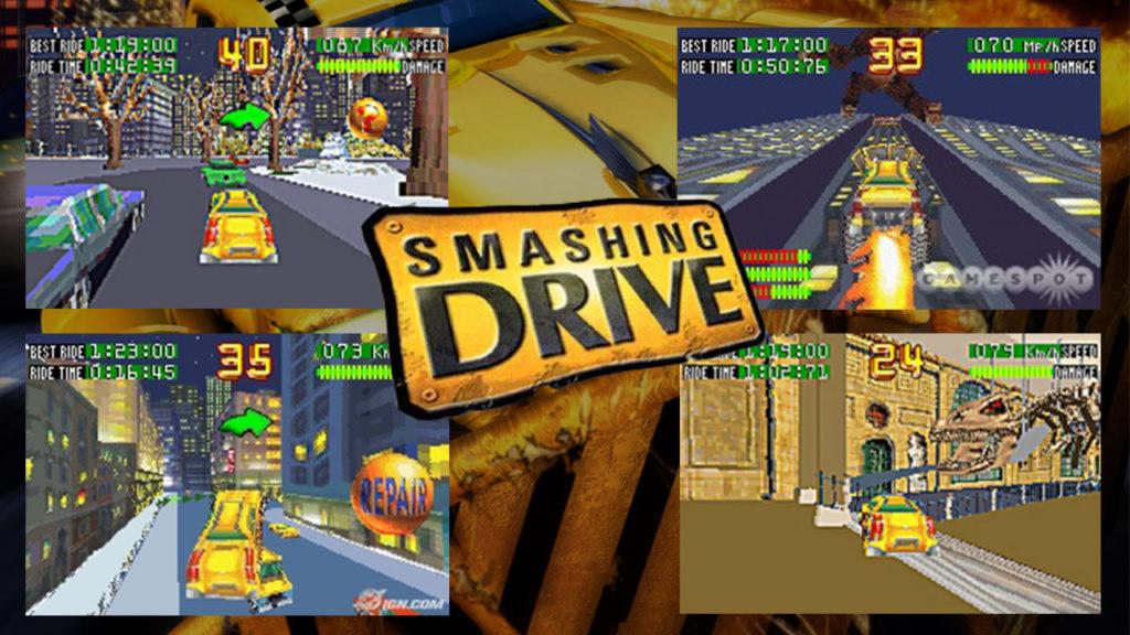Smashing Drive 1
