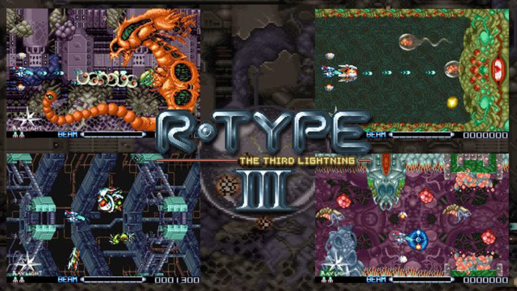 R-Type III The Third Lighting 1