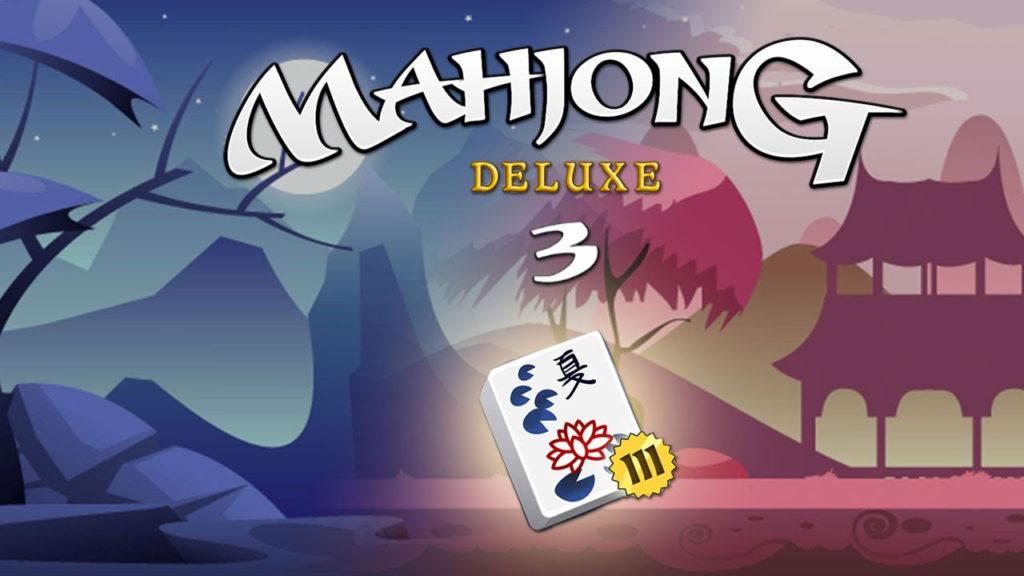 Mahjong Deluxe 3 1