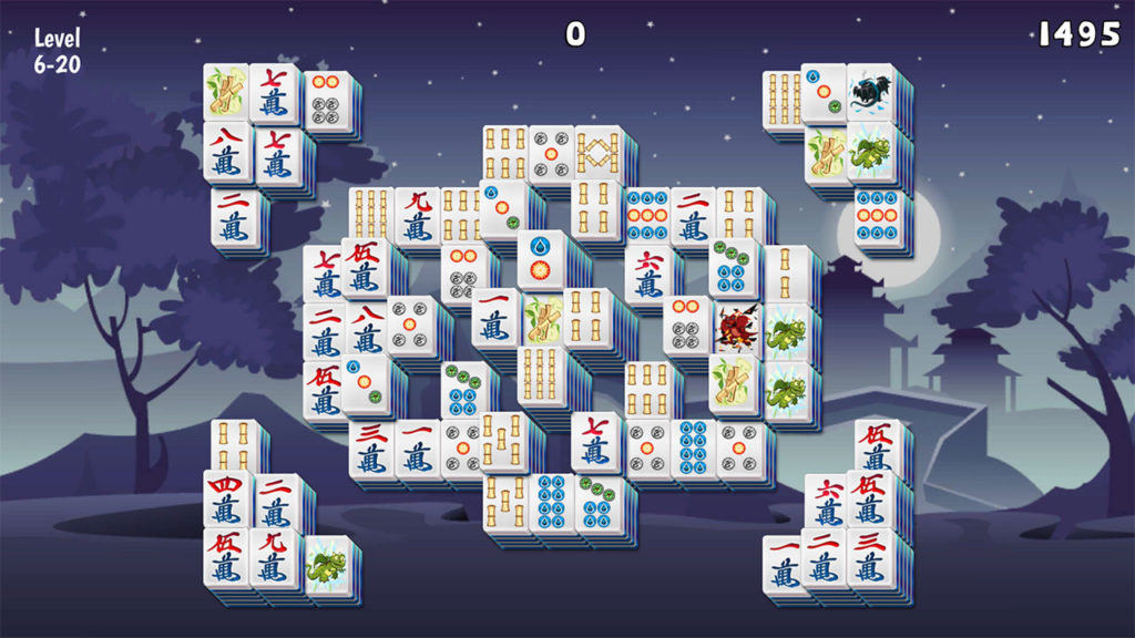 Mahjong Deluxe 3 3