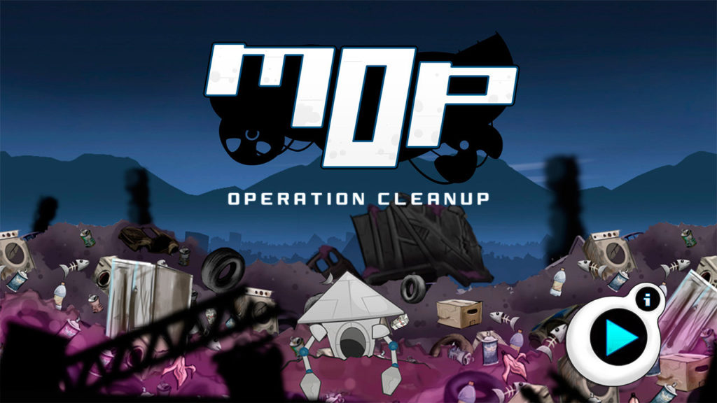 MOP: Operation Cleanup 8