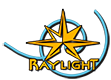 Logo Raylight Games Srls