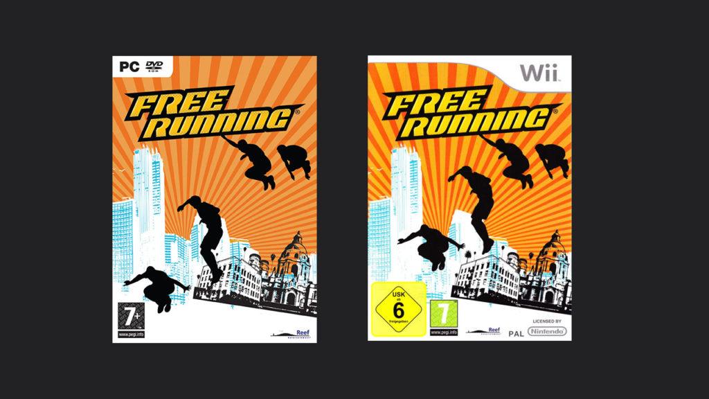 Free Running 8