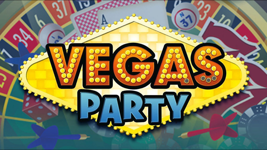 Vegas Party Russian release!