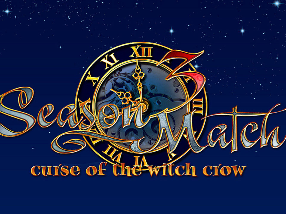 Season Match 3 Curse of the Witch Crow