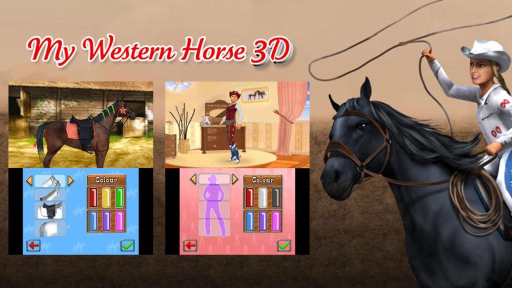 Western Horse 3D 2