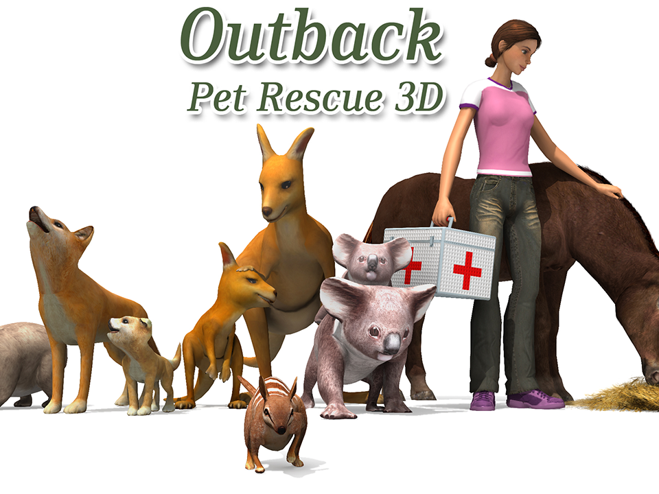 Outback Pet Rescue 3D