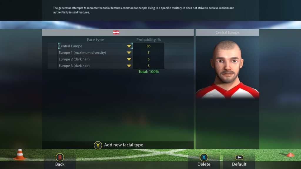 Football, Tactics & Glory 6