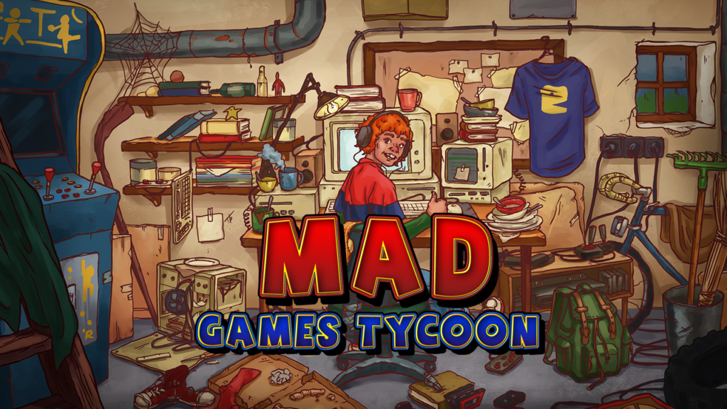 Mad Games Tycoon passed!