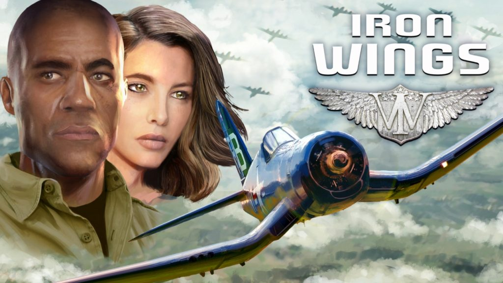 Iron Wings is landing on Nintendo Switch