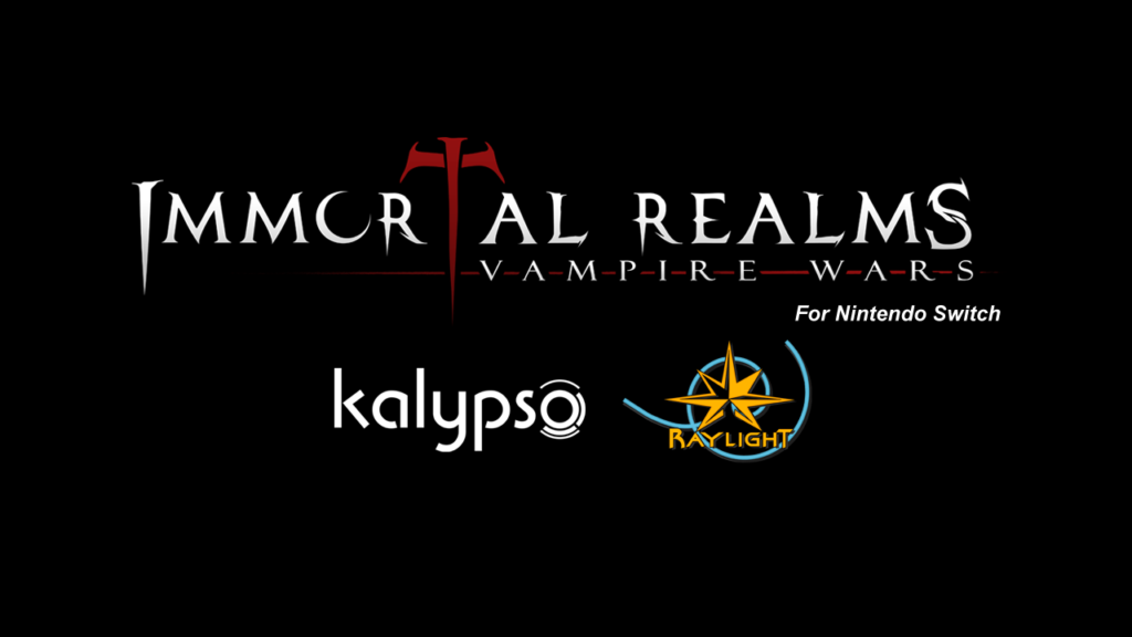 Immortal Realms: Vampire Wars for Nintendo Switch