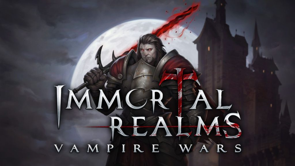 Immortal Realms, Vampire Wars 7