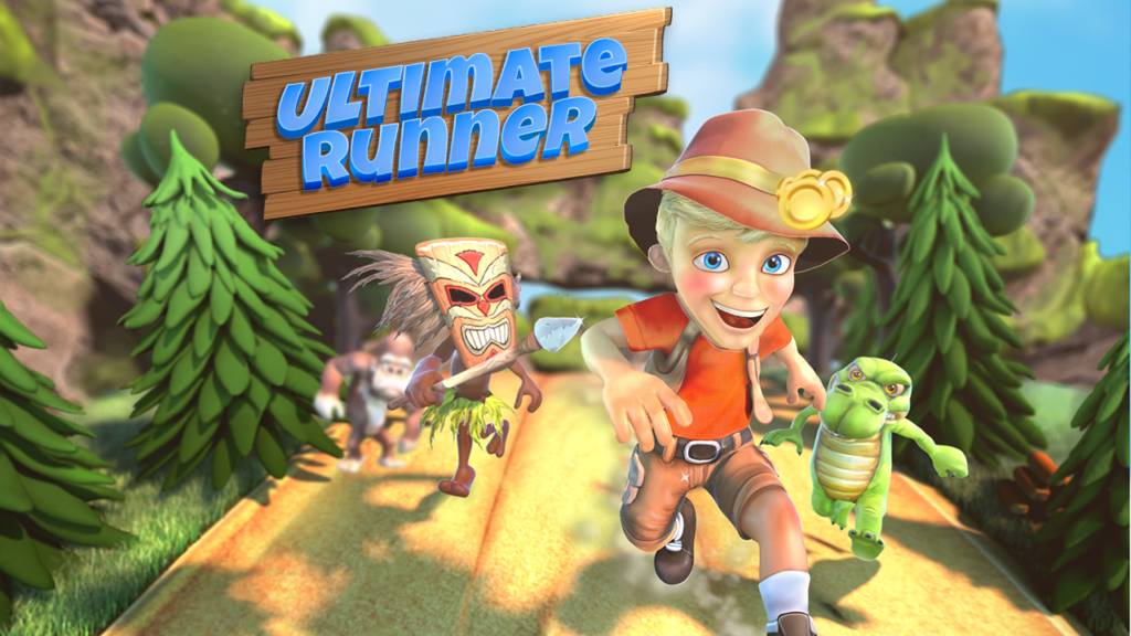 Ultimate Runner released on Nintendo Switch