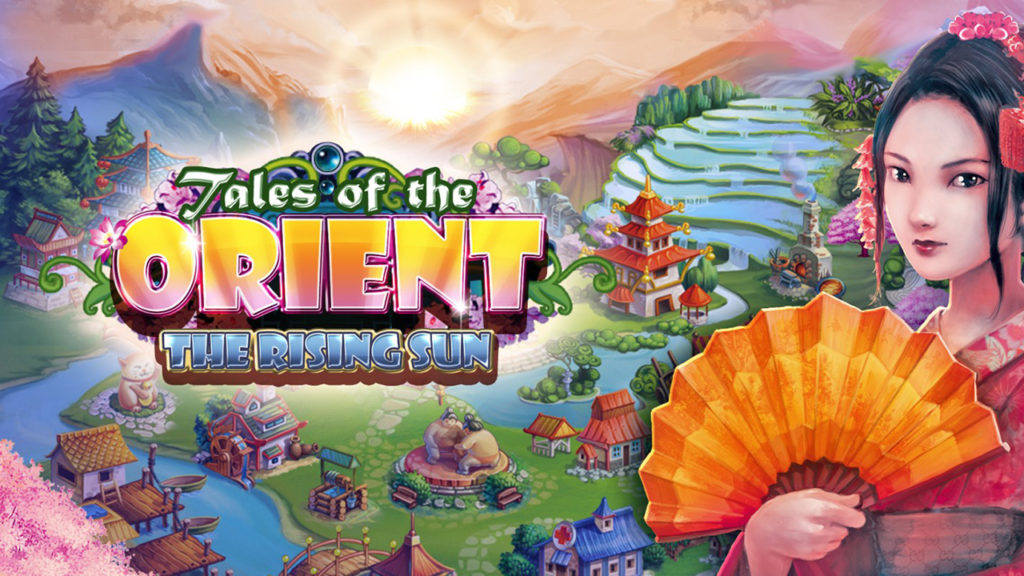 Tales of the Orient – The Rising Sun out on Valentine's day!